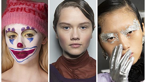 Екстравагантни или семпли - бюти визиите на Седмицата на модата в Лондон