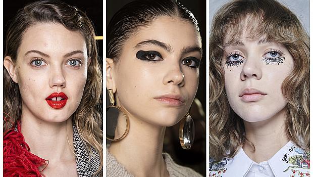 Най-добрите бюти визии от Седмицата на модата в Милано