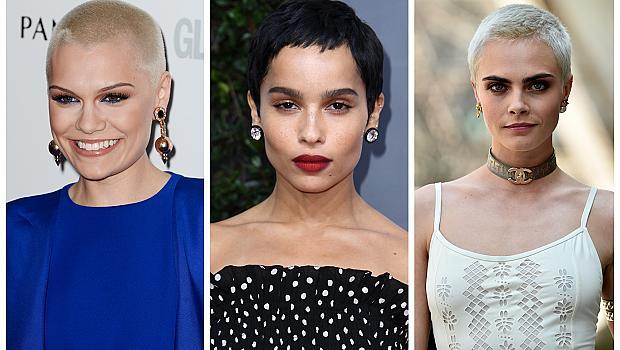 20 звезди, които (може би) ще ви вдъхновят да се подстрижете много, много късо