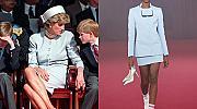 Off-White с колекция, вдъхновена от Принцеса Даяна и обувки от Jimmy Choo