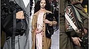 От седмиците на модата: нов начин да носим чантите си