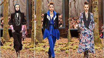 81 модни вдъхновения от ревюто на Chanel есен-зима 2018