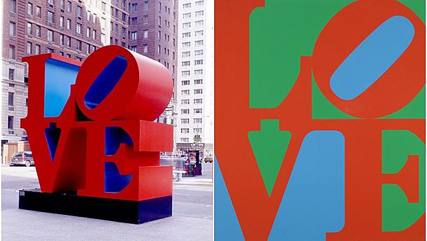 Почина Робърт Индиана - създателят на поп-арт символа LOVE
