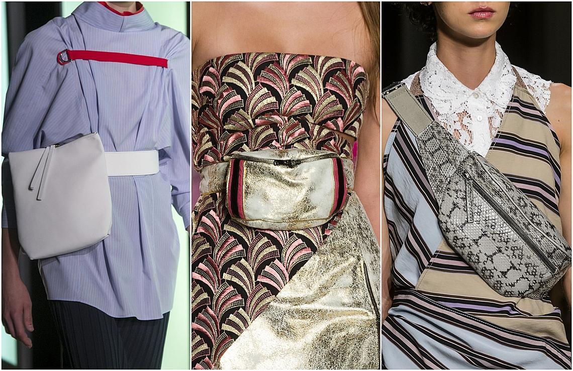 Чантите за кръст отново се завръщат на мода