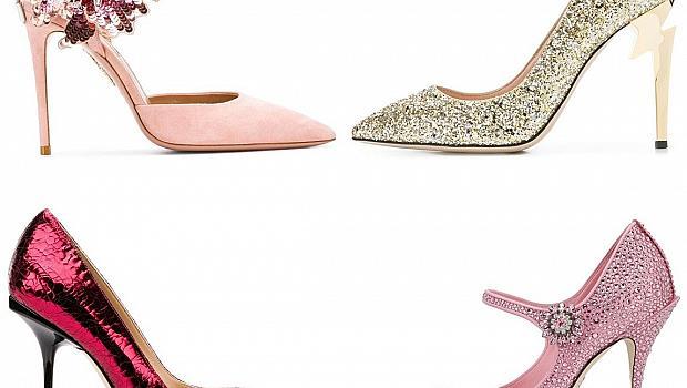 23 обувки на ток за празниците