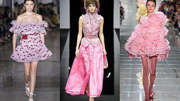 Свети Валентин в романтично розово