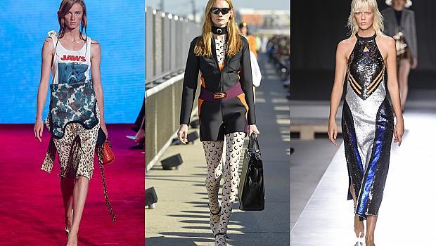Каноните в модата съществуват, за да бъдат нарушавани