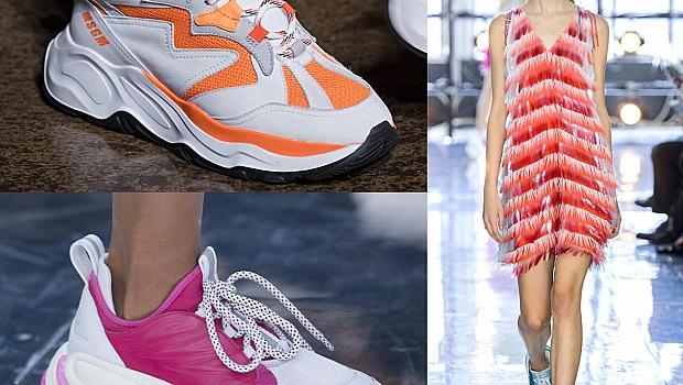 12 модела маратонки впечатляващи, колкото обувките на висок ток