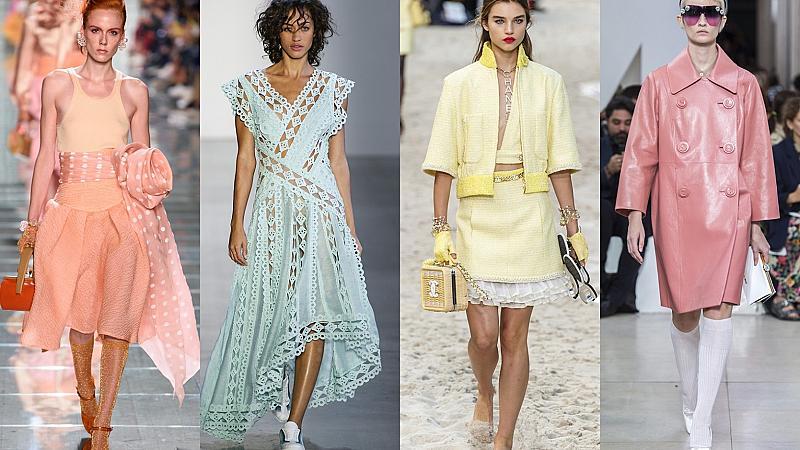 За сладките неща в модата