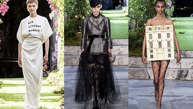 """Are Clothes Modern?"" – колекция Dior Haute Couture есен-зима 2019"