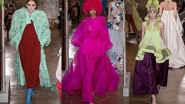 Етнокруиз с VALENTINO Haute Couture есен-зима 2019