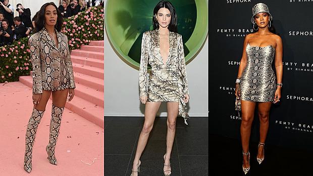 За люспестите извивки в модата на Световния ден на змията
