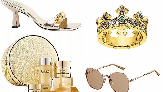 Лъвът: Обичам златото!