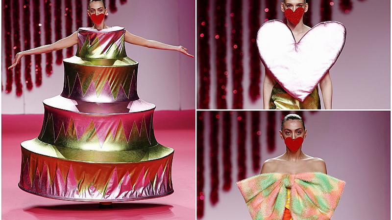 Торта за рокля? Защо не!