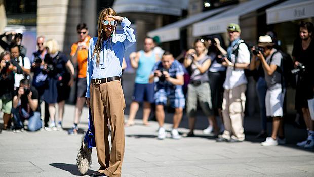 Street style от Париж: най-доброто от първите два дни
