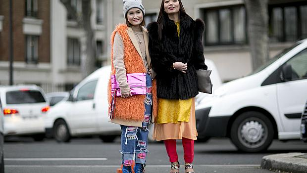Любимият ни street style е от Париж