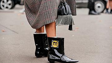 Street style: Най-смелите обувки по градските улици
