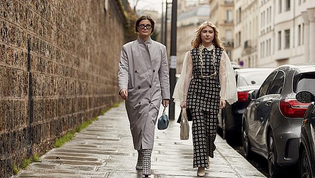 35 есенни street style решения от романтичните улици на Париж