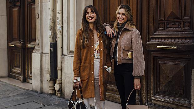 30 стайлинг решения за ежедневието от улиците на Париж