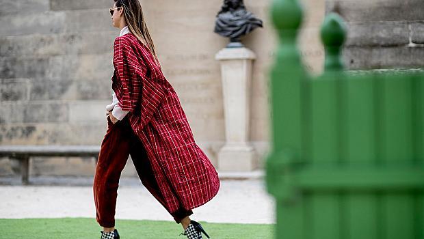 Street style мания по парижанските улици