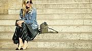 Street style: Малка градска чанта