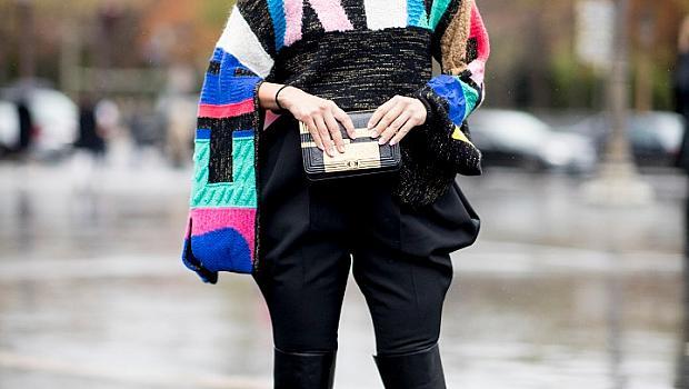 16 начина да носим пуловери в офиса