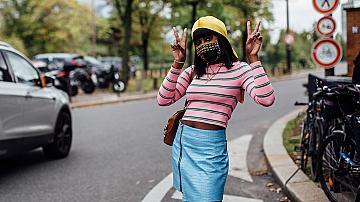 30 street style вдъхновения за горещите летни дни