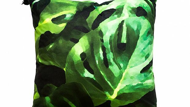 Зеленото в интериора