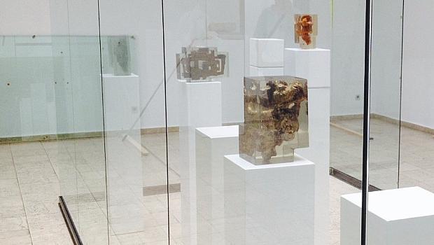 """""""Капсулиране: Форми - обекти - идеи"""" - една изложба на Павлин Радевски"""