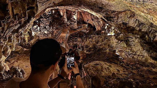Пещерата Съева дупка през обектива на Huawei P20 Pro