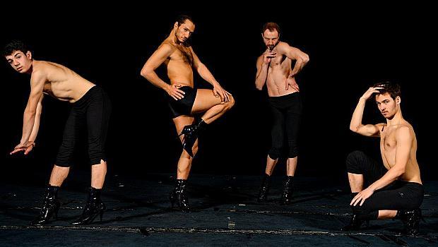 Показват първи български еротичен театрален спектакъл