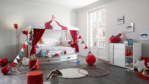 Скритите мини в детската стая