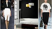 Черно + бяло = модерен интериор