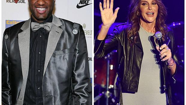 Ламар Одом и Кейтлин Дженър са най-търсените звезди на 2015 г.