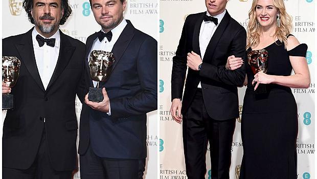Леонардо Ди Каприо и Кейт Уинслет триумфираха на наградите BAFTA