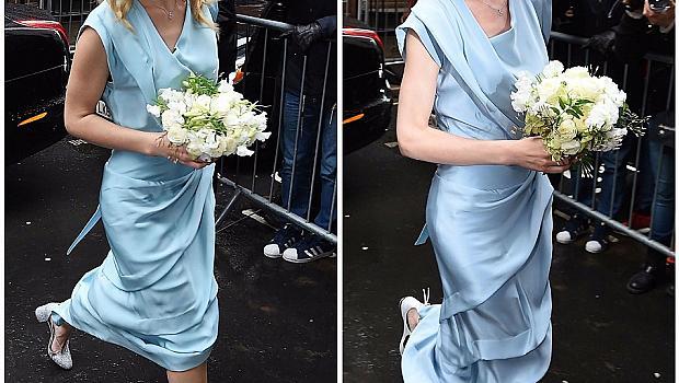Дъщерите на Джери Хол я засенчиха на сватбата й