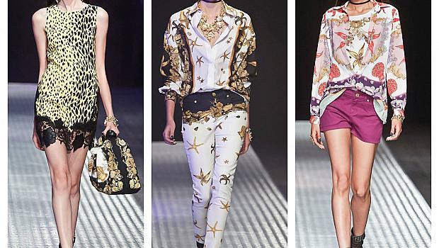 Versace представи в Сао Пауло капсулна колекция за бразилски бранд