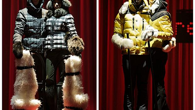 Ню Йорк есен-зима 2015: Moncler