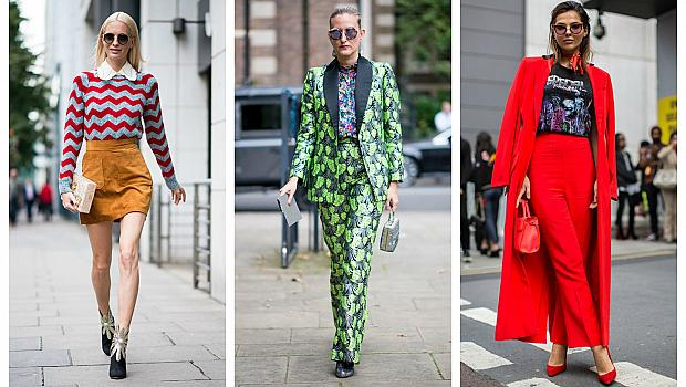 Street Style: Как фешън маниаците оцветиха улиците на Лондон?