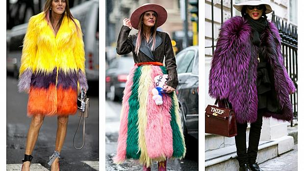 Street style мания по дългия косъм