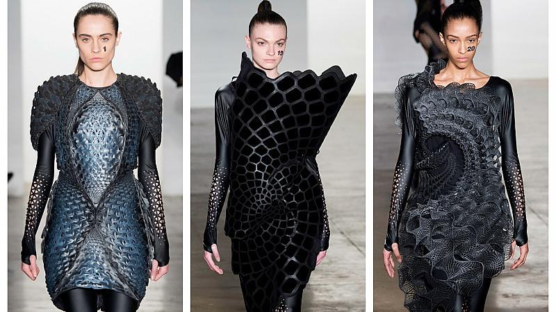 Как 3D принтерите заслужиха мястото си на модния подиум