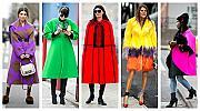 Street style: Ярки цветове по улиците на Париж, Лондон, Милано и Ню Йорк