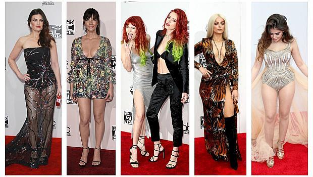 Модна катастрофа на AMA 2016