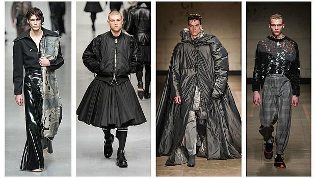 Страхотен старт на мъжката седмица на модата в Лондон