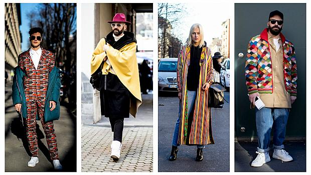 Street style от улиците на модната столица на Италия, ден 3