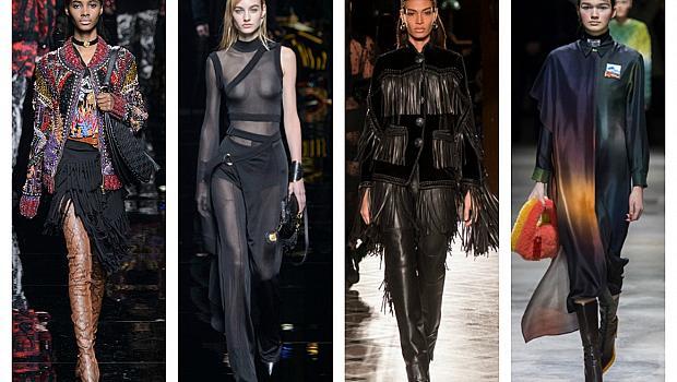 Най-добрите дамски модели от мъжката седмица на модата в Париж