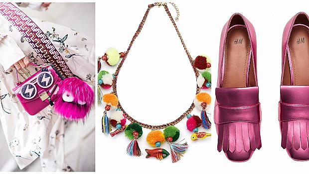 Уикенд вдъхновение: ярки и цветни