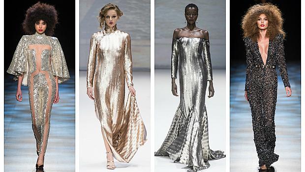 Блестящ старт на Седмицата на модата в Ню Йорк