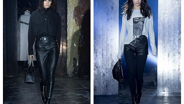 Бела Хадид и Кендъл Дженър представиха новата колекция на Alexander Wang