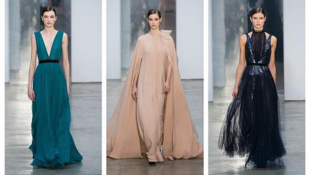 Нежна елегантност в новите модели на Carolina Herrera